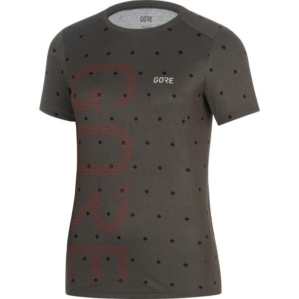 GORE® M Damen Brand Shirt