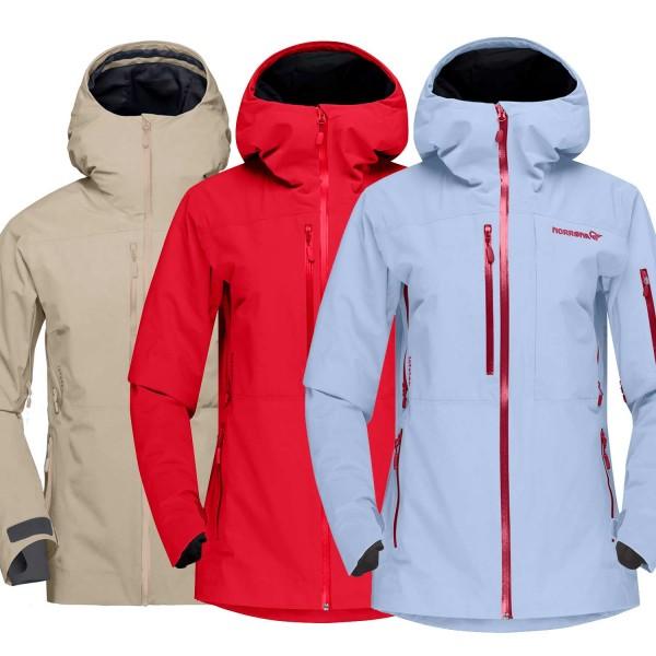 Norrona lofoten Gore-Tex Insulated Jacket Women
