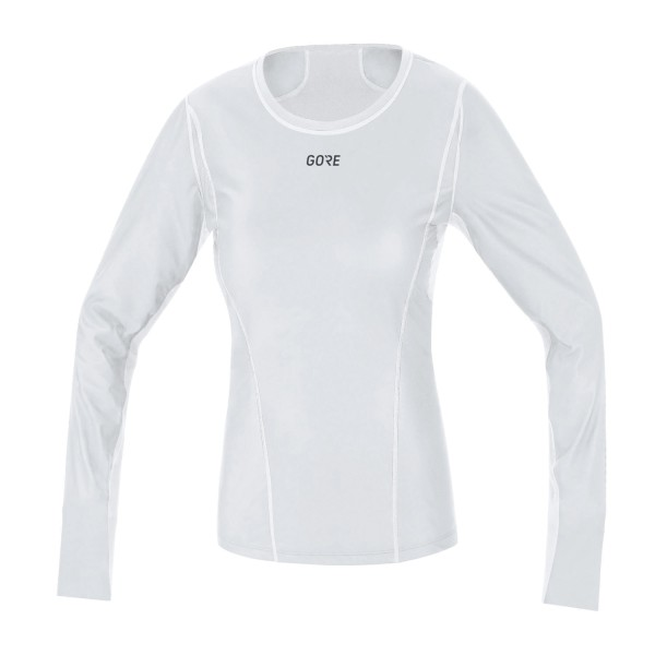 GORE® M Damen GORE® WINDSTOPPER® BaseLayer Thermo Shirt lang