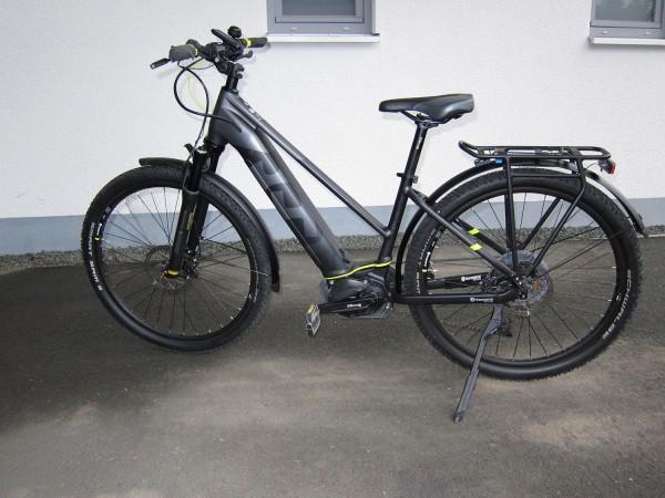 Gebrauchtbike Husqvarna Cross Tourer CT5 Damen Farbe: grau/schwarz/gelb, Größe: S