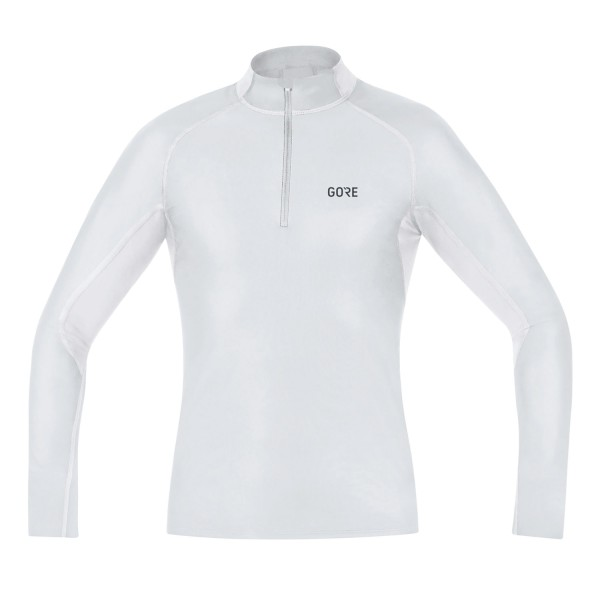 GORE® M GORE® WINDSTOPPER® Base Layer Thermo Stehkragenshirt