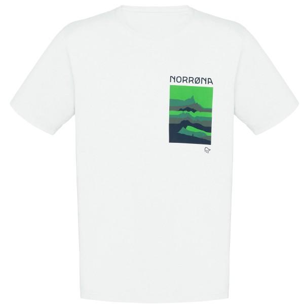 Norrona /29 Cotton Mountains T-shirt M´s