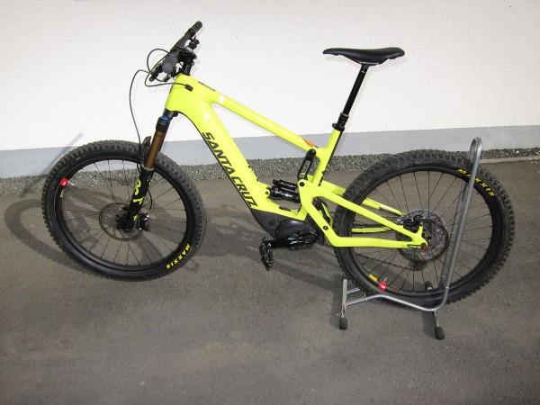 Gebrauchtbike Santa Cruz Heckler 1 CC XX1 RSV Farbe: gelb/schwarz Größe: XL