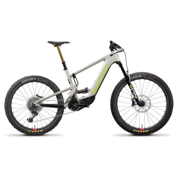 Santa Cruz Heckler 8 CC MX Lite X01 Reserve 2021