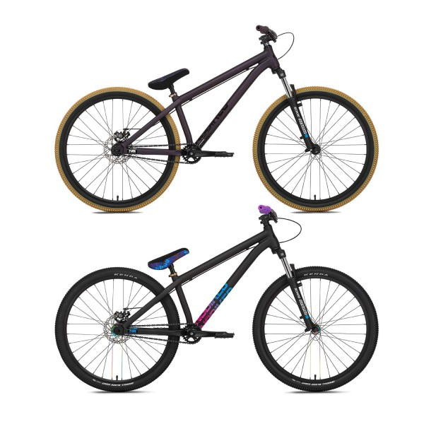 NS Bikes Zircus Pumptrack/Funbike