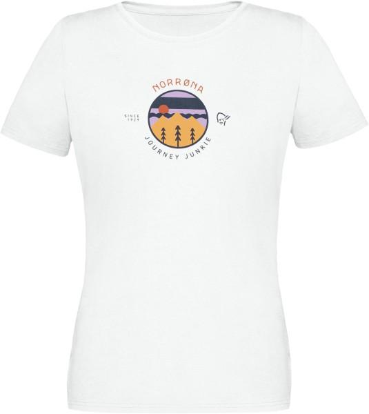 Norrona /29 Cotton Journey T-Shirt W´s