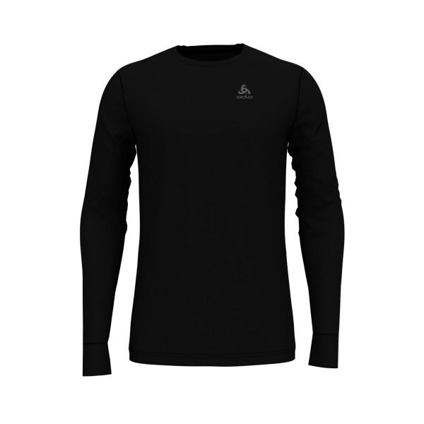 Odlo Herren NATURAL 100% MERINO WARM Funktionsunterwäsche Langarm-Shirt