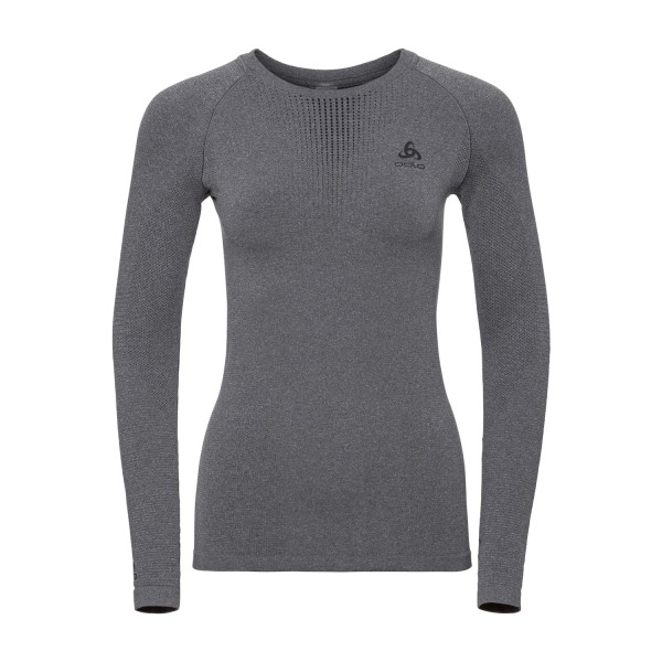 Odlo Damen PERFORMANCE WARM Funktionsunterwäsche Langarm-Shirt