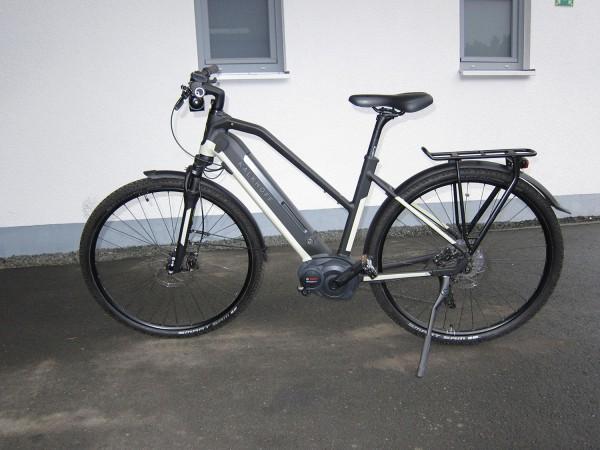Gebrauchtbike Kalkhoff TR Entice 5.B Tour Farbe: schwarz/hellgrau, Größe: M