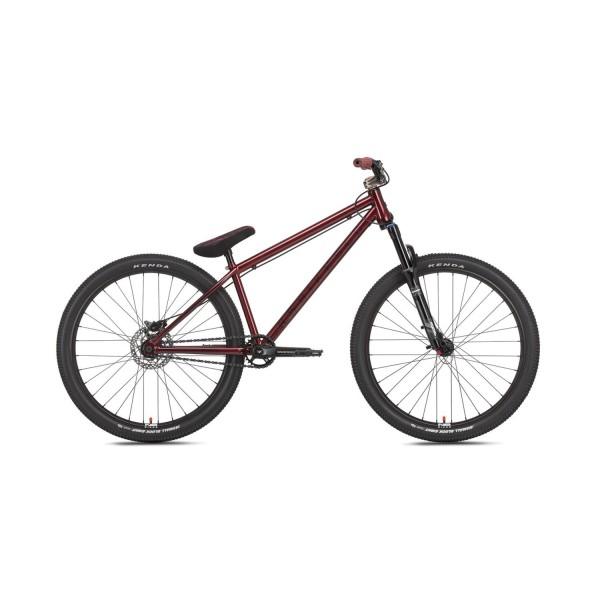 NS Bikes Metropolis 1 Cromo DJ-Expert 2021