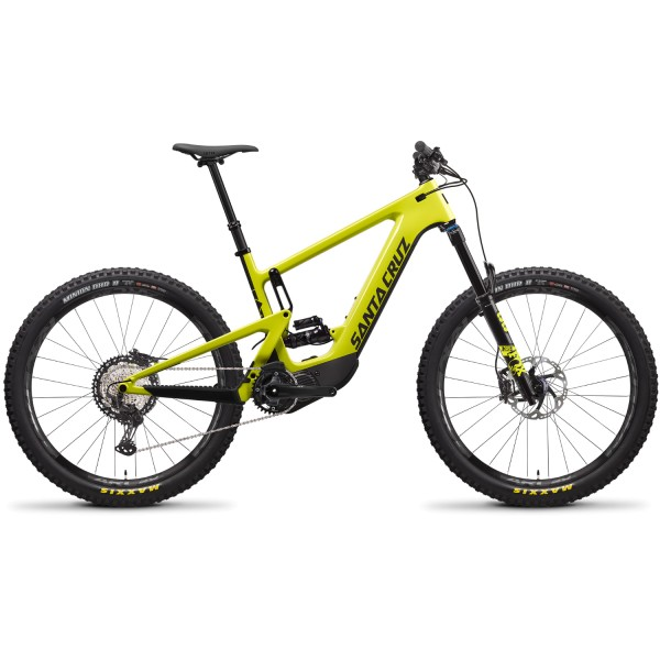Santa Cruz Heckler 8 CC XT 2021