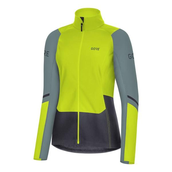 GORE® X7 Damen Partial GORE-TEX INFINIUM™ Shirt langarm