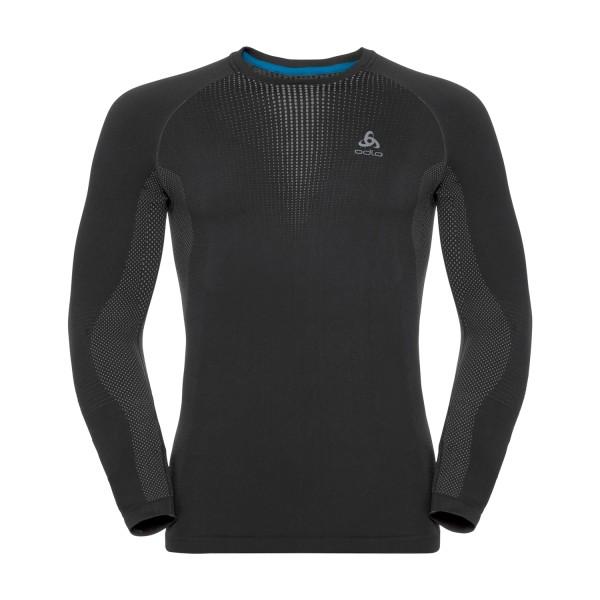 Odlo Herren PERFORMANCE WARM Funktionsunterwäsche Langarm-Shirt