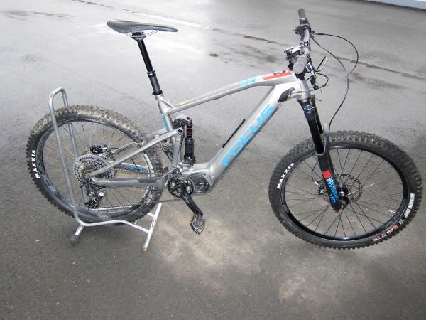 Gebrauchtbike Focus SAM² 6.7 Farbe: grau/blau, Größe: L