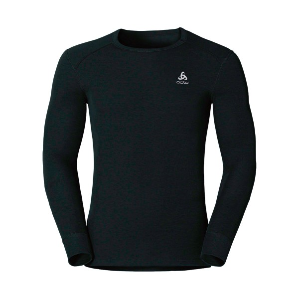 Odlo Herren ACTIVE WARM Funktionsunterwäsche Langarm-Shirt