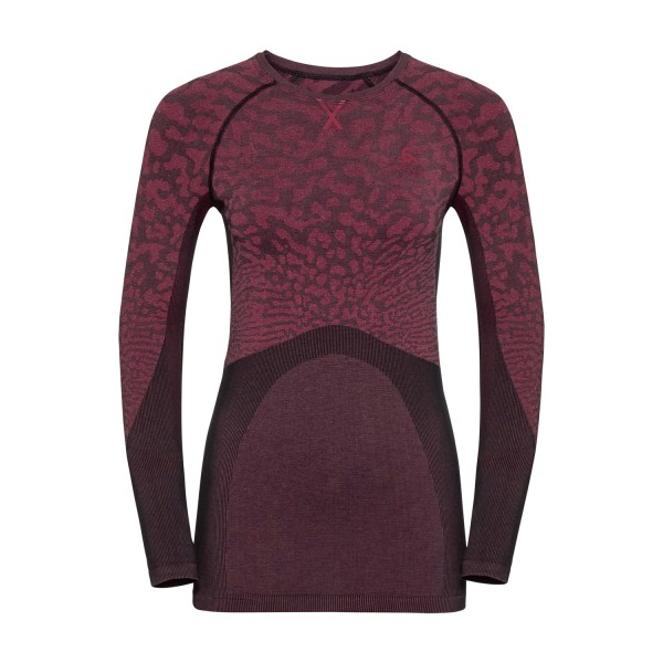 Odlo Damen BLACKCOMB Funktionsunterwäsche Langarm-Shirt
