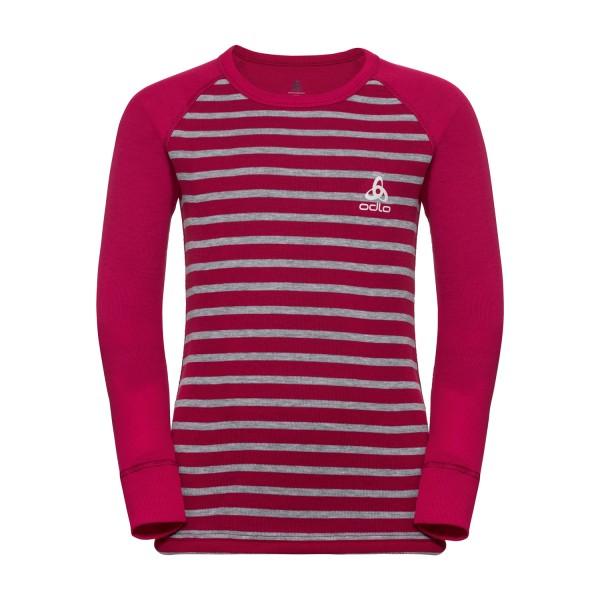 Odlo ACTIVE WARM KIDS Funktionsunterwäsche Langarm-Shirt