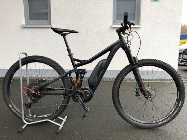 Gebrauchtbike Conway eWME 329 Farbe: schwarz/orange Größe: M