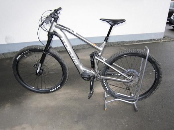 Gebrauchtbike Focus Jam² 6.7 Nine Farbe: grau/schwarz, Größe: XL