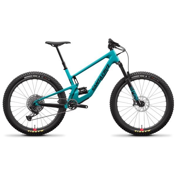 Santa Cruz 5010 4 CC X01 RSV 2021
