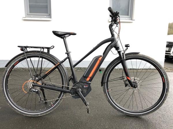 Gebrauchtbike Conway eTS 300 Trapez Farbe: schwarz/orange, Größe: S