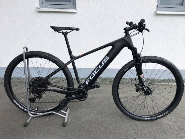 Gebrauchtbike Focus RAVEN² 9.7 Farbe: schwarz/grau Größe: M