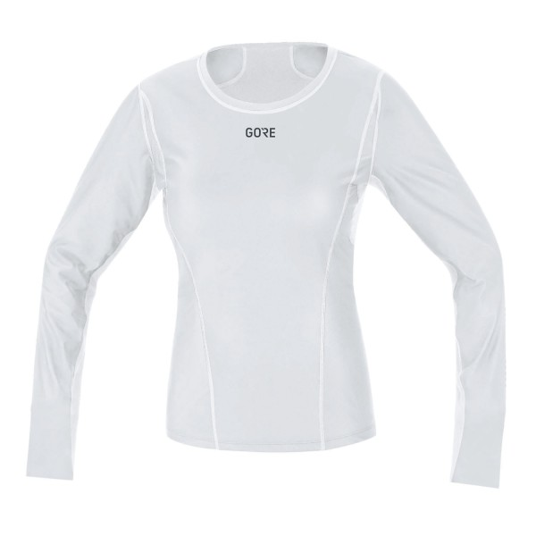 GORE® M Damen GORE® WINDSTOPPER® Base Layer Shirt langarm