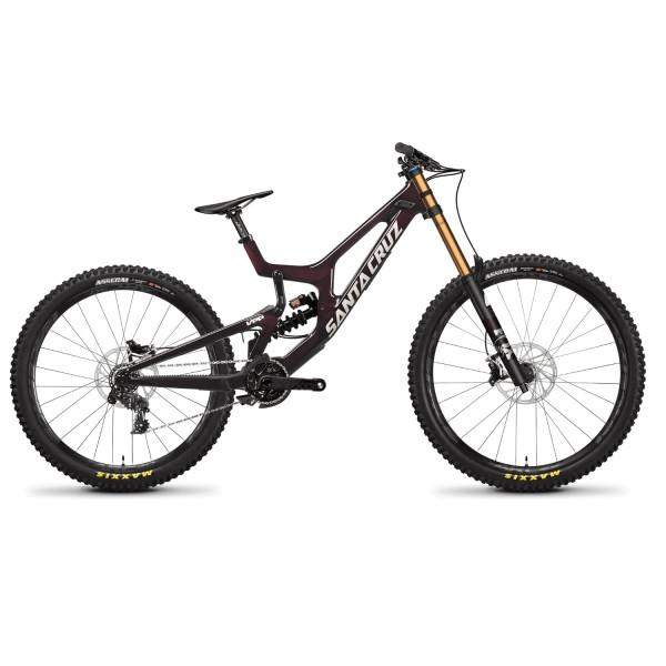 Santa Cruz V10 7 CC DH X01 MX 2021