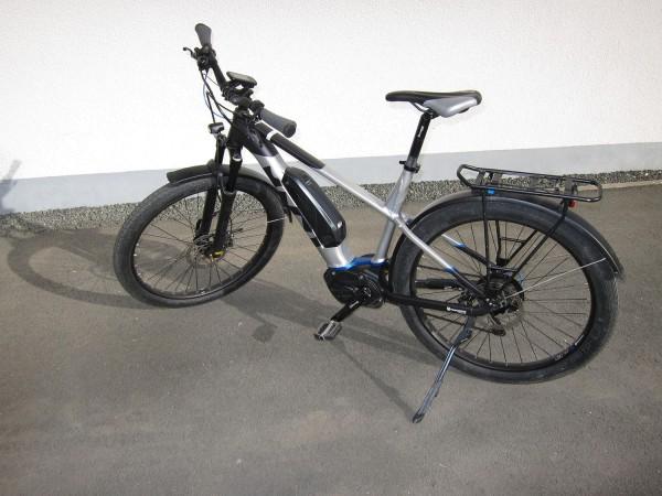 Gebrauchtbike Husqvarna Gran Tourer GT3 Herren Farbe: schwarz/silber/blau Größe: M