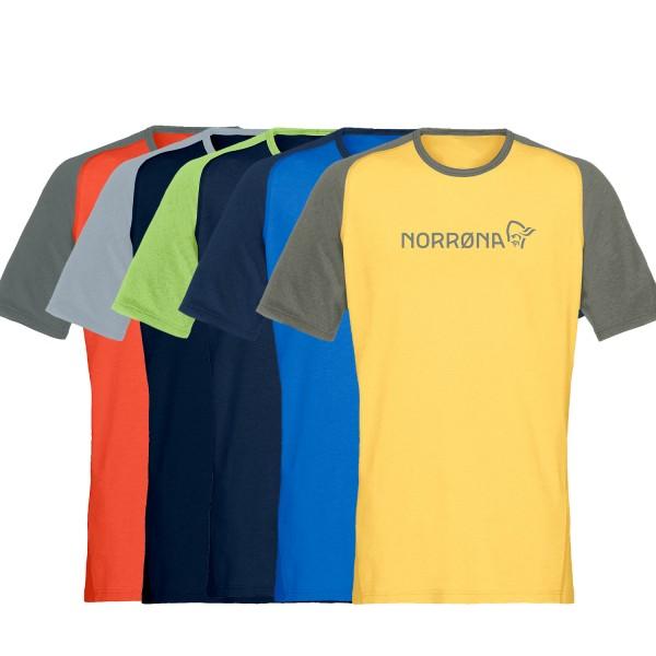 Norrona fjørå Equaliser Lightweight T-shirt Man