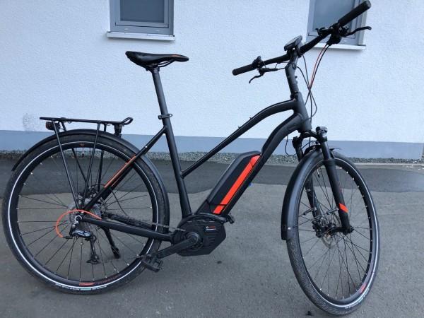 Gebrauchtbike Conway eTS 300 Trapez Farbe: schwarz/orange, Größe: L