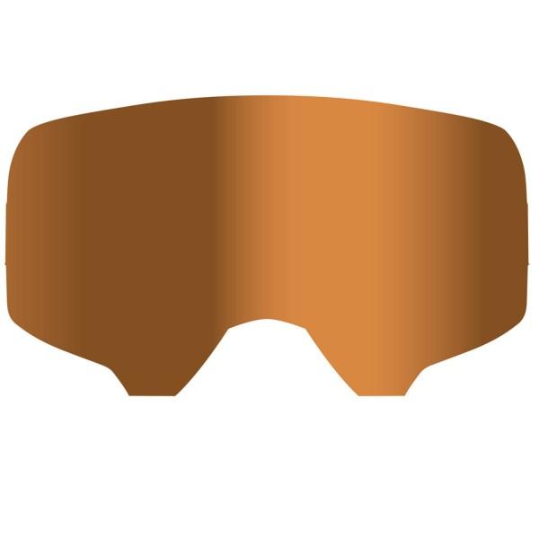 Leatt Velocity Iriz Mirror Replacement Anti Fog Lens