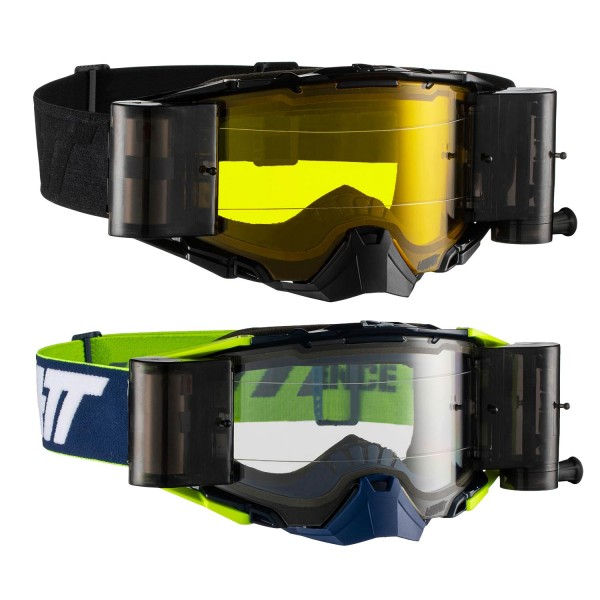 Leatt Velocity 6.5 Goggle with Roll-Off sytem