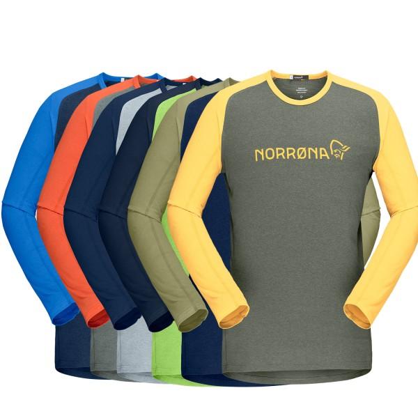 Norrona fjørå Equaliser Lightweight Long Sleeve M's