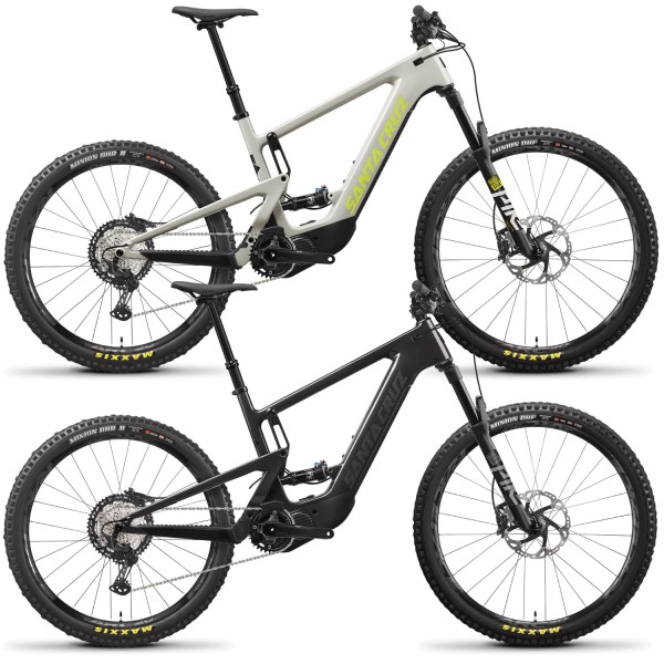 Santa Cruz Heckler 8 CC MX Lite XT 2021