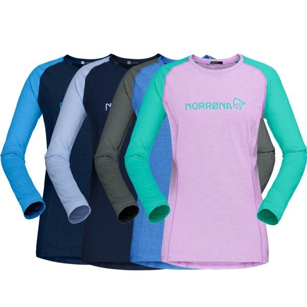 Norrona fjørå Equaliser Lightweight Long Sleeve W's