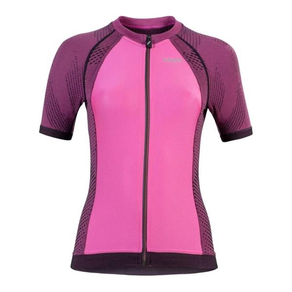 Uyn Activyon Hybrid Biking Damen Kurzärmliges Shirt